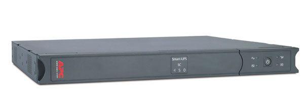 APC Smart-UPS SC 450VA 230V - 1U Rackmount/Tower   Comms Express