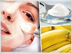 El plátano es un ingrediente súper útil para deshacernos de las imperfecciones