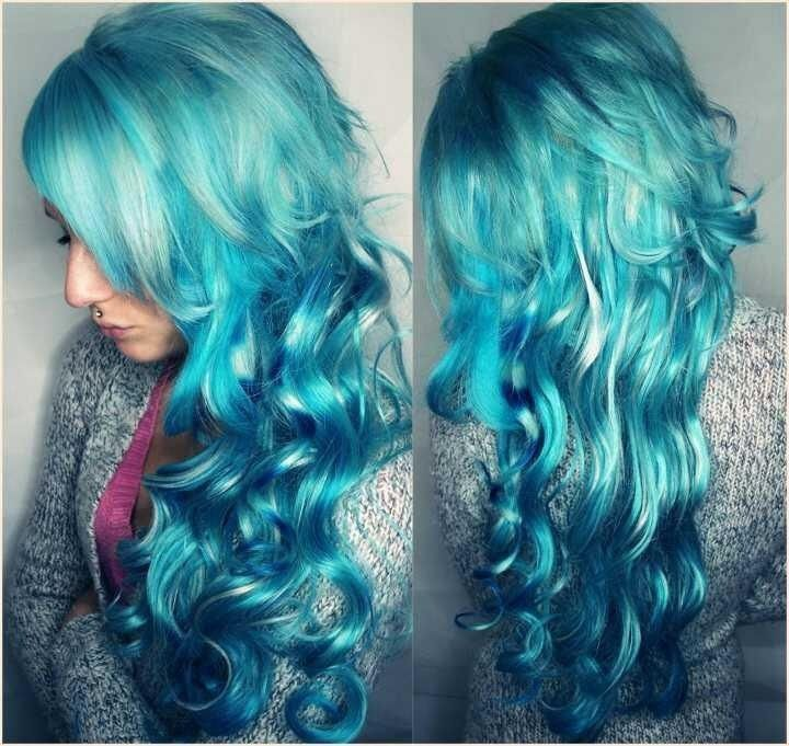 light blue hair i want this hair pinterest light