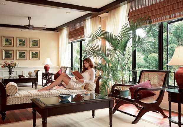 Want to Beat the Heat? Try the British Colonial Style