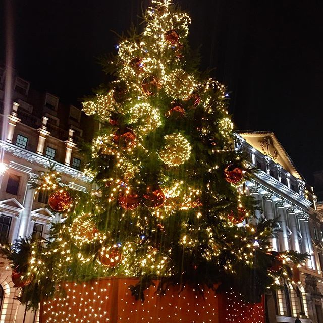 #christmastree #londonlights