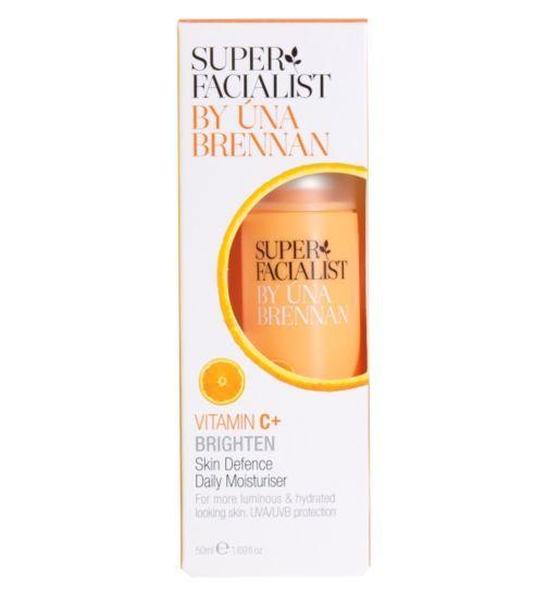 Super Facialist Vitamin C Skin Defence Daily Moist…