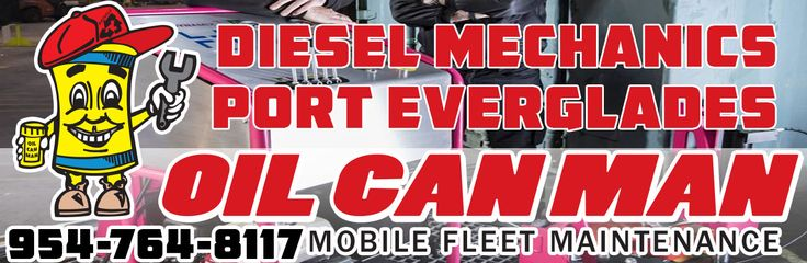 954-764-8117 Port Everglades Diesel Mechanic Near Me We Come to You or Drive to Yard Less than 5 Minutes from Gate. Open Right Now Call Dispatch.  http://oilcanman.com/diesel-mechanic-near-me-port-everglades/  #DieselMechanicNearMePortEverglades #PortEvergladesDieselMechanicNearMe  Oil Can Man 954-764-8117 730 NW 7th St Port Everglades, FL 33311 Repairs@OilCanMan.com www.OilCanMan.com