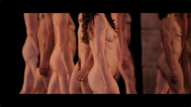 Olivier Dubois Festival d'Avignon 2012  Réalisation: Tommy Pascal