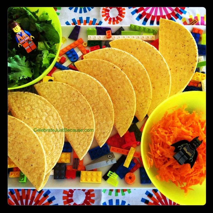 Lego Tacos... just because!