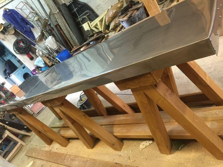 M s de 1000 ideas sobre mostrador de madera en pinterest - Disenos de mostradores ...