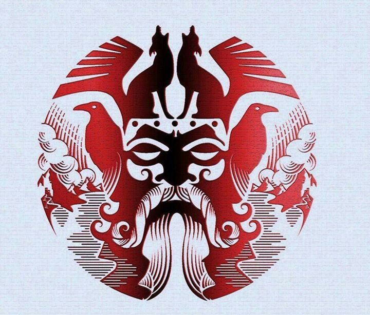Odin - Would make an Awesome tattoo