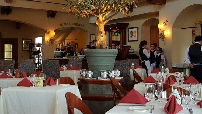 Culinary Institute ~Hyde Park, NY~ Medici Restaurant