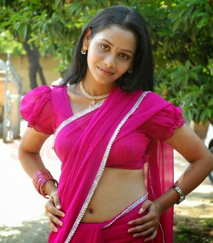 South Indian Actress Priyanka Spicy Navel Show Photos