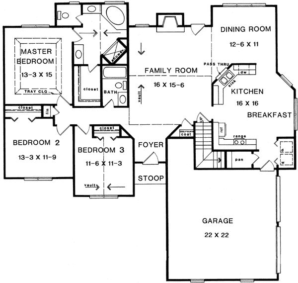 Kitchen Nook For Example Crossword: 1000+ Images About The One With The Houseplans On