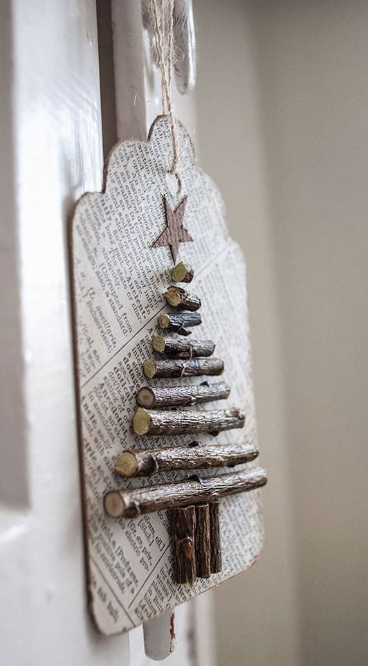 30 Wooden Christmas tree ideas | My desired home