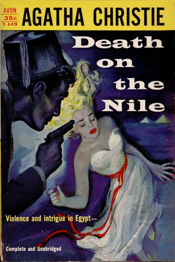 Death on the Nile - Avon.