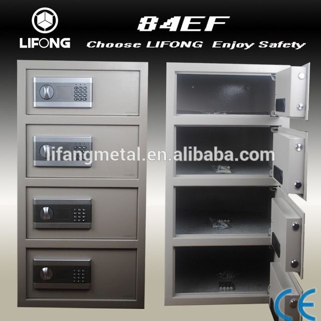 Source Heavy duty multi-door safe box,electronic safety box for home, office or school use on m.alibaba.com
