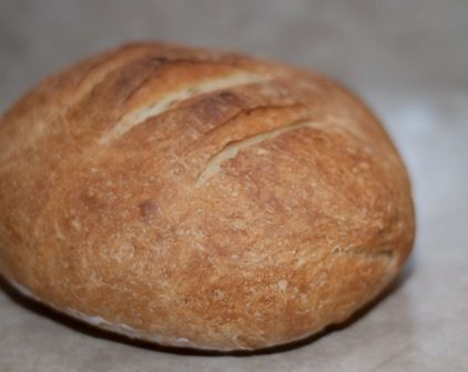 Easy Homemade Bread Recipe – Only 5 Minutes of Work