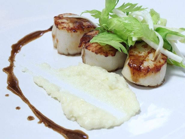 Celery, Scallops and Roots on Pinterest