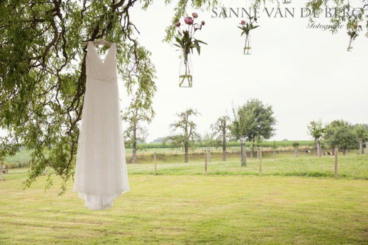 Bruidsfotografie Leiden - Bruidsjurken - Bruidsfotograaf Sanne van de Berg Fotografie-16