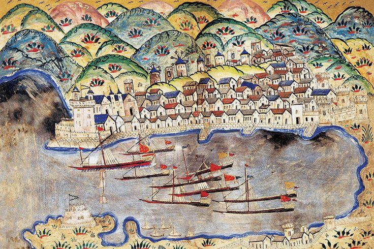 'Matrakçı Nasuh' Dolmabahçe'de   Kültür Sanat   Dünya Bülteni Haber Portalı