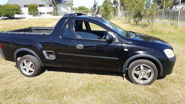 Quick Pms Autos 2006 Opel Corsa Utility 1 8i Sport Opel Corsa