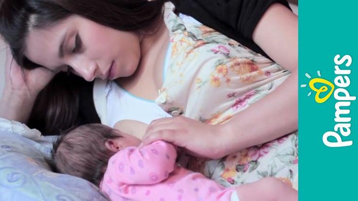 Cómo Amamantar a un Bebé: Posiciones para Amamantar   Pampers
