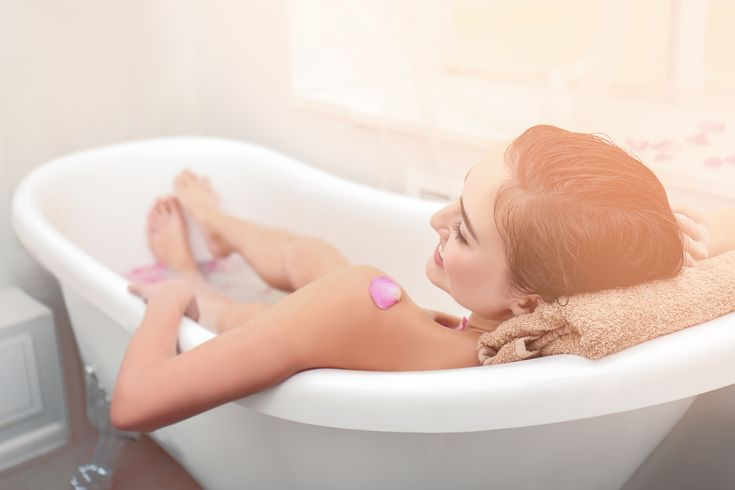 Basenbad: So reduzierst du deine Cellulite ab der …