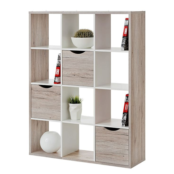 Good Raumteiler Annecy Sandeiche Wei cm cm roomscape Jetzt bestellen unter https moebel ladendirekt de wohnzimmer regale raumteiler uid ud