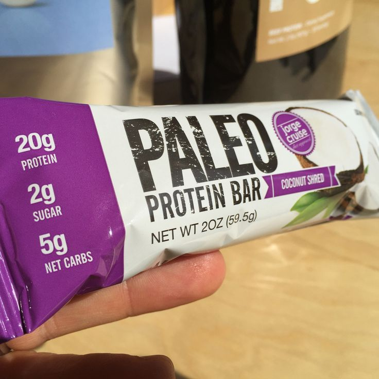 Coconut Shred Paleo Protein Bar is the best tasting, best for you bar on the market. This bar contains 20g of Egg White Protein, Prebiotic Fiber (From Tapioca)(No Blat), Gluten Free, Soy Free, and GMO Free! Made with Organic Coconut and Organic Unrefined Virgin Coconut Oil. Sweetened with Organic Stevia Leaf Extract (Only 2g Of Naturally Occurring Sugar) (Buy Online With Free Shipping Nationwide)