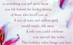 Happy Birthday Quotes For Mom And Dad