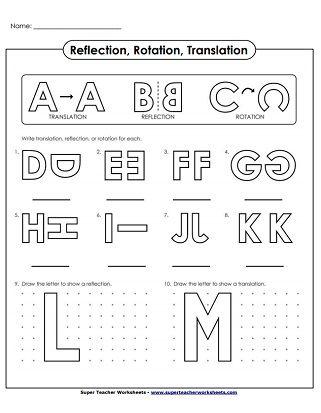 translate reflection rotation  alphabet  maths  math  translate reflection rotation  alphabet
