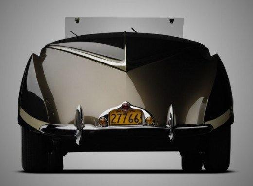 Rolls-Royce Phantom III Cabriolet, 1939