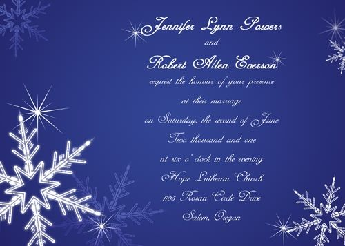 Winter Themed Wedding Invitations: 45 Best Images About Winter Wedding Invitations On