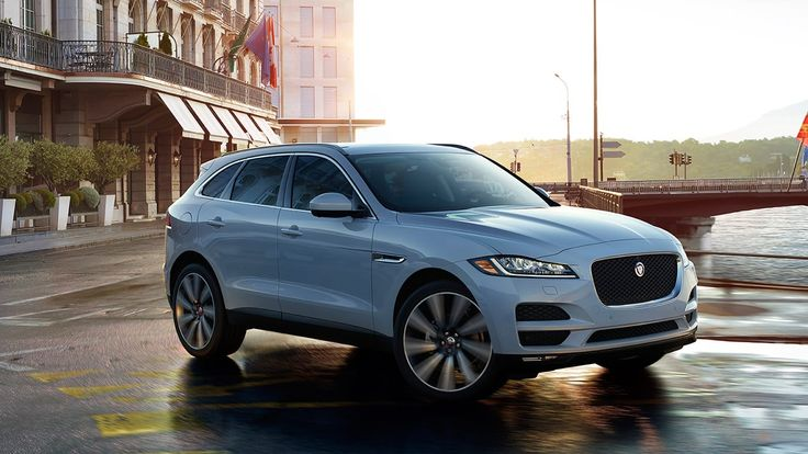 Though Jaguar is one of the last brands to release an SUV, the Jaguar F-Pace proves, once again, the brand's creativity and originality.