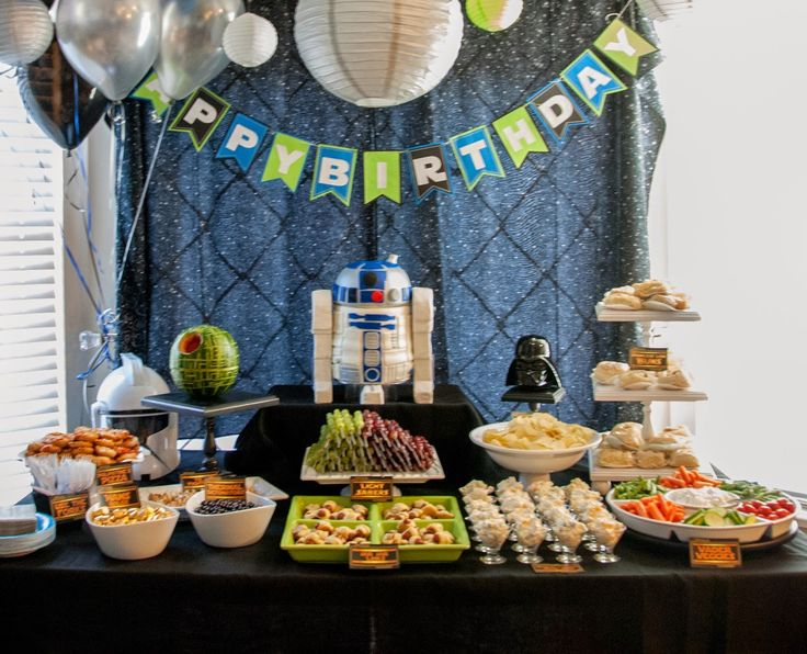 Star Wars Party Adult Decorations