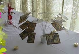 Class Reunion Table Decorations -