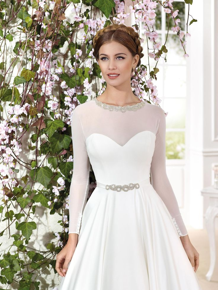 Fara Sposa Wedding Dresses 2016 | fabmood.com #farasposa #wedding dresses #weddinggown::