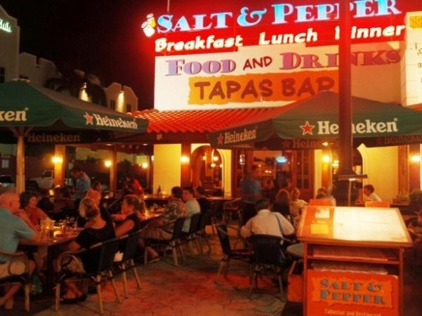 One Of The Best Restaurants In Aruba