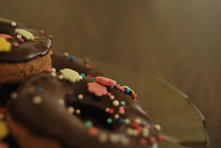 Chocolate linzer | #photography