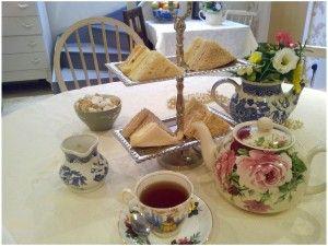 Betty Blythe Vintage Tea Room Hammersmith Vintage Tea Room Furniture