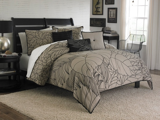 Ty pennington bedding collection design for the home for Ty pennington bedroom designs