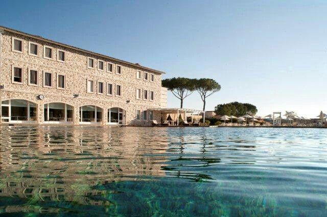 #luxuryspa #TermediSaturnia #maremma #travel #ttot