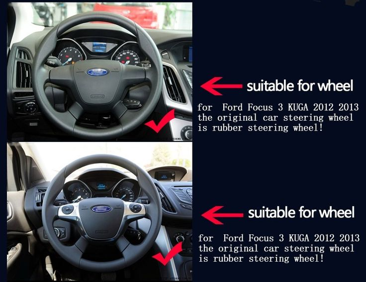 BANNIS Black Artificial  Leather DIY Hand-stitched Steering Wheel Cover for Ford Focus 3 2015USD 18.86/pieceBANNIS Black Artificial Leather DIY Hand-stitched Steering Wheel Cover for Ford Kuga 2008-2011 Focus 2USD 18.86/pieceBANNIS Black Artificial Leather DIY Hand-stitched Steering Wheel Cover for Ford Focus 2 Focus 3 Focus RSUSD 18.
