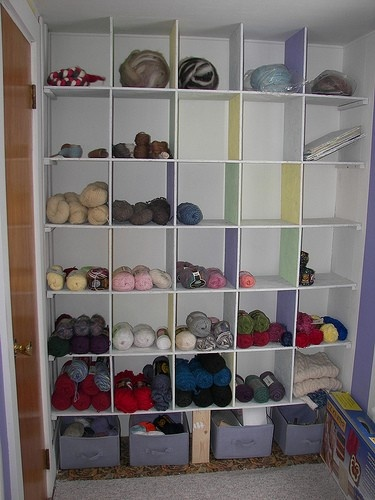 Knitting Wool Storage Ideas : Best images about yarn storage ideas on pinterest
