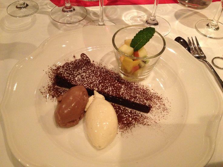 Leckeres Dessert. ©Foto: Sofia Delgado