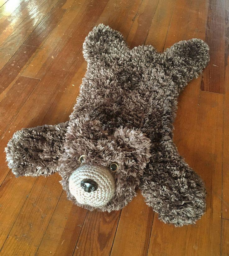 Faux Bear Skin Rug - Nursey Rug - Animal Skin Rug - Bearskin Photo Prop by LovableLids on Etsy https://www.etsy.com/listing/523361559/faux-bear-skin-rug-nursey-rug-animal