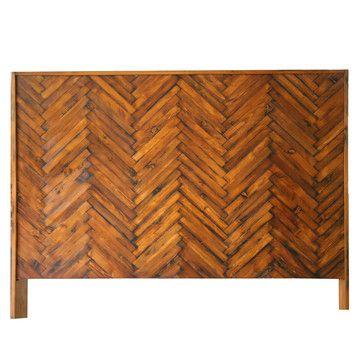how to make herringbone pattern wood