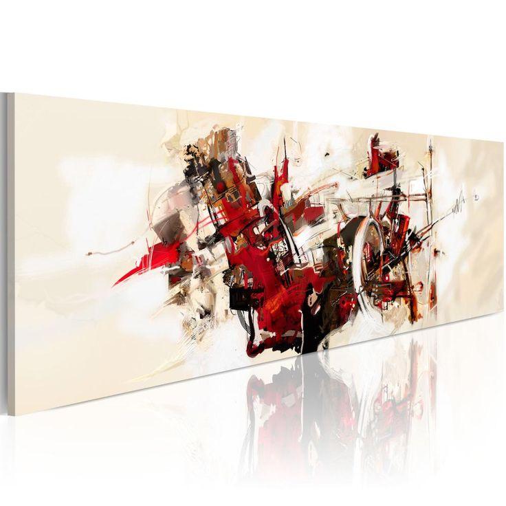 Quadro astratto Pandemonium #astratti #quadri #quadri astratti #home #decor #pittura #astrazione