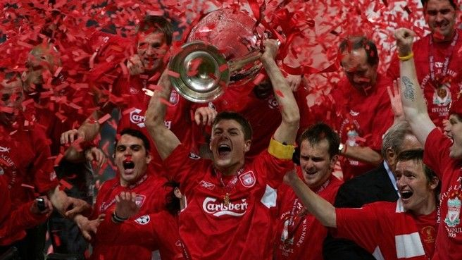 60 Years – UEFA.org May 25, 2005 Miracle of Istanbul Football's unpredictability and capacity to excite saw Liverpool FC come from 3-0 down at half-time to draw 3-3 and prevail in a penalty shoot-out against AC Milan in the UEFA Champions League final in Istanbul.