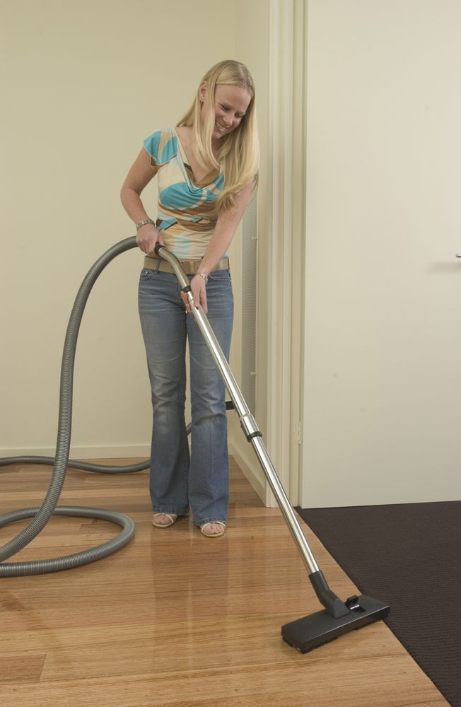 Carpet cleaning by Central Vacuum Cleaner