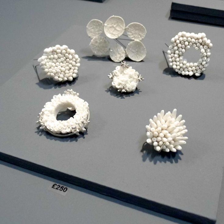 porcelain and silver jewellery - Google zoeken