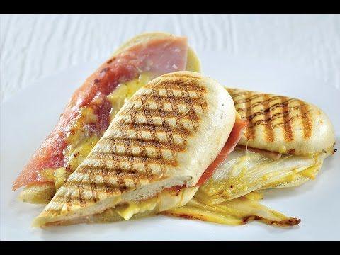 Recept 'Panini met witloof en ham' | njam!