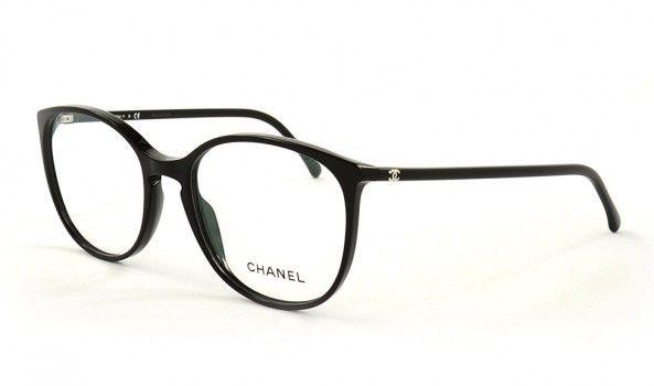 Chanel Brille Modell 3282 c501 für Damen.